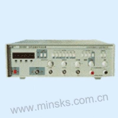 二,sg1645功率函数信号发生器技术参数:     1,频率范围:0.